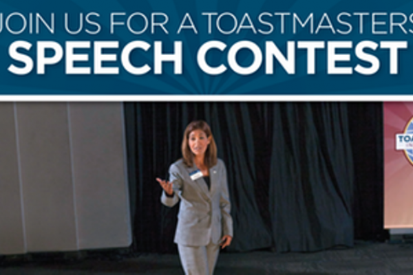 Speech contests